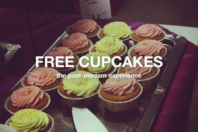 Free cupcakes image